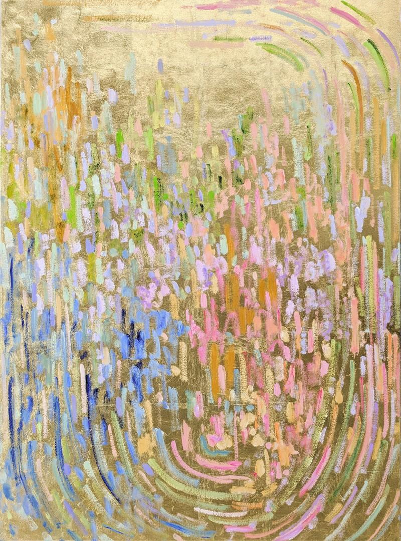 Madelyn Jordon Fine Art MICHELLE SAKHAI - THE ARCANA SERIES: INTERPRETATIONS OF TAROT The Lovers, VI