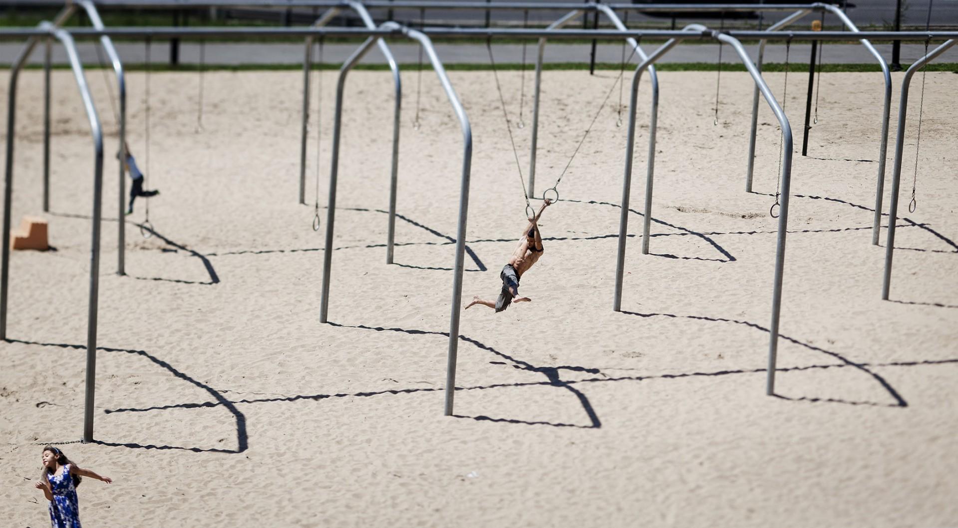 Madelyn Jordon Fine Art Susan Wides Riverside Park