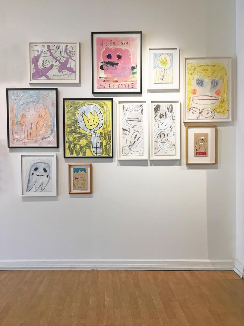 Madelyn Jordon Fine Art ADAM HANDLER: BETWEEN NIGHTMARES AND FAIRY TALES Between Nightmares & Fairy Tales 5