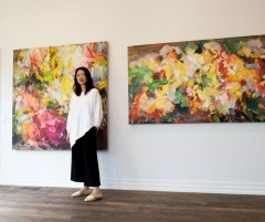 Madelyn Jordon Fine Art PRESS: ARTES MAGAZINE ON YANGYANG PAN