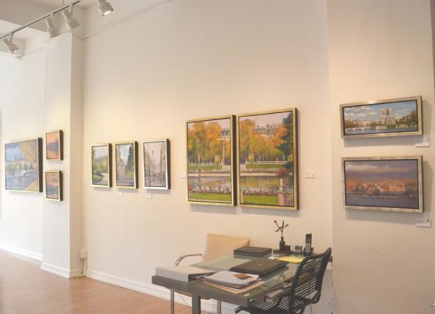 Madelyn Jordon Fine Art :: Exhibitions :: LAWRENCE KELSEY: An