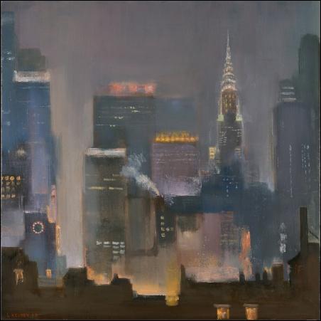 Madelyn Jordon Fine Art LAWRENCE KELSEY: New York: Redux