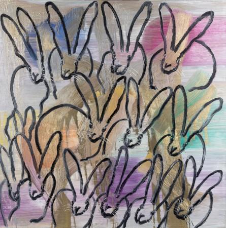Madelyn Jordon Fine Art HUNT SLONEM: A MENAGERIE OF WONDERS