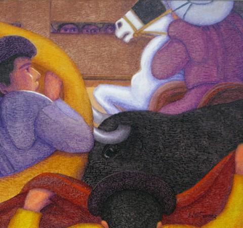 Madelyn Jordon Fine Art Ernesto Gutierrez