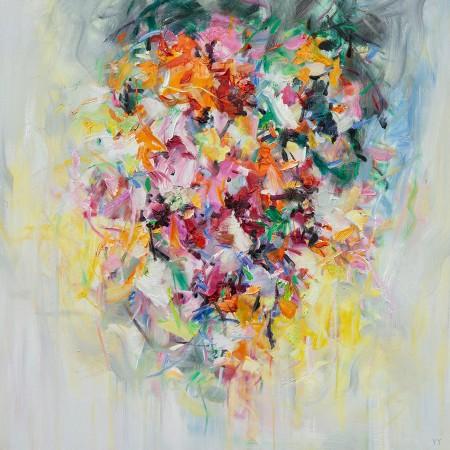 Madelyn Jordon Fine Art YANGYANG PAN: VISIONS OF EDEN