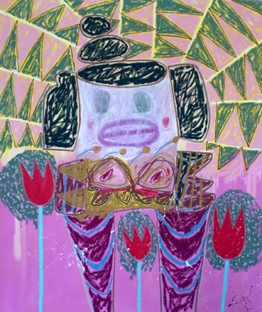 Madelyn Jordon Fine Art ADAM HANDLER: REBEL REBEL
