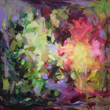 Madelyn Jordon Fine Art YANGYANG PAN : THE UNVEILING
