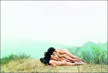 Madelyn Jordon Fine Art Zhang Huan